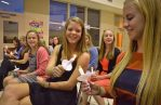 NHS ceremony