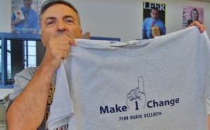 Make 1 Change t-shirt