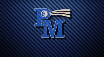 Penn Manor logo background