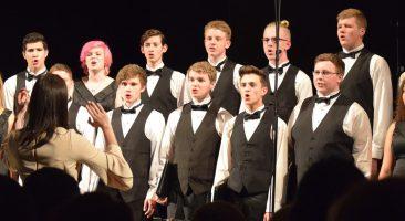 The Manor Singers in concert