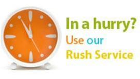 rush appraisal service