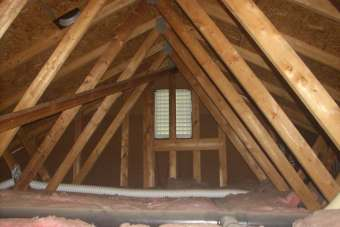 Converting An Attic Into Living Space