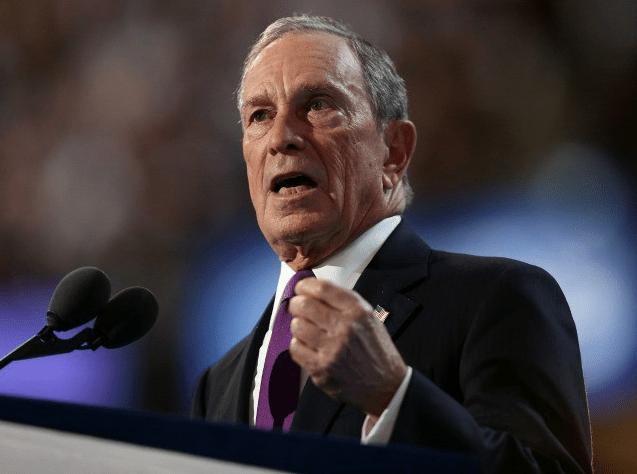 Michael Bloomberg Targets Pennsylvania