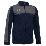 Personalized Warm-Up Jacket (navy) $65
