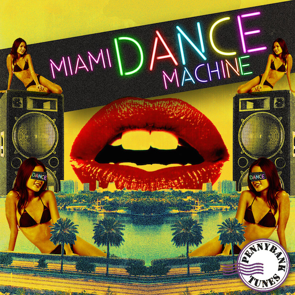 PNBT 1060 MIAMI DANCE MACHINE