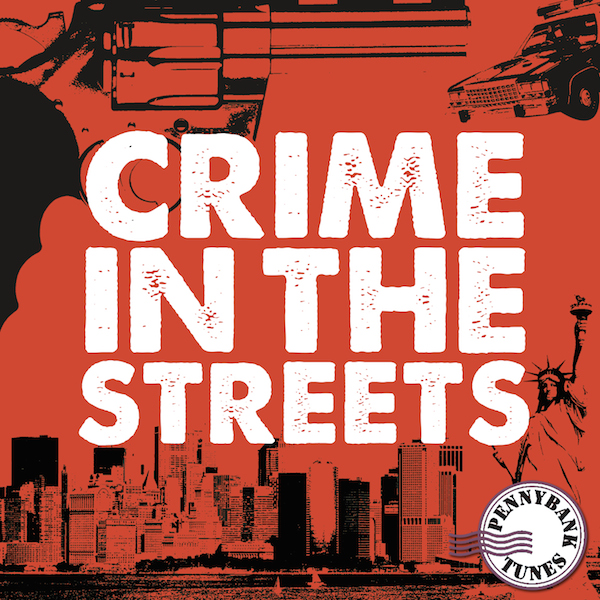 PNBT 1061 CRIME IN THE STREETS
