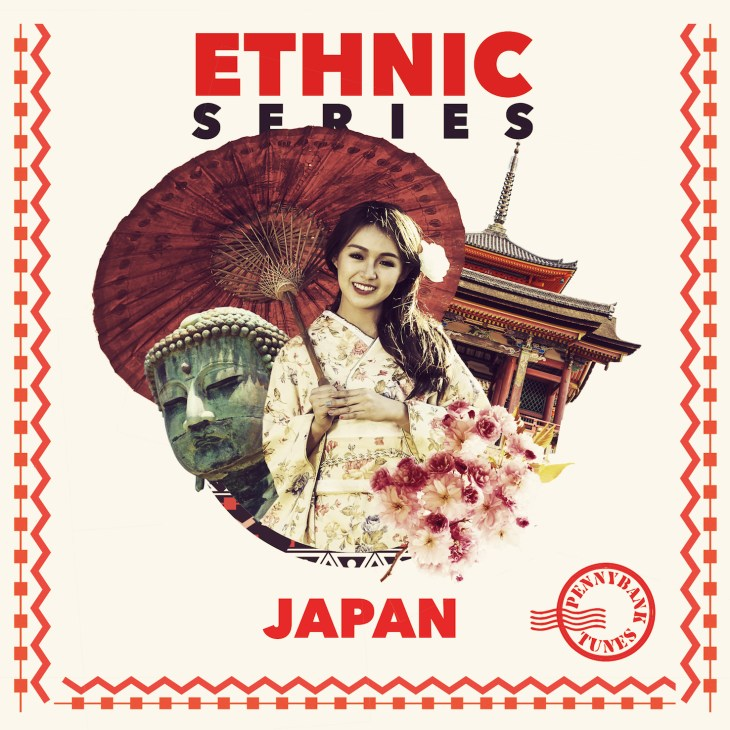 PNBT 1095 ETHNIC SERIES - JAPAN