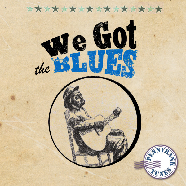 PNBT 1057 WE GOT THE BLUES