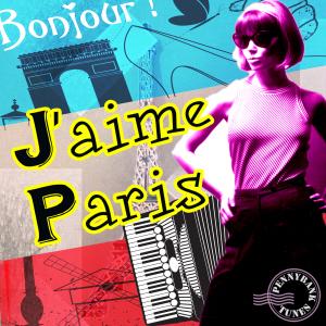 PNBT 1052 J'AIME PARIS