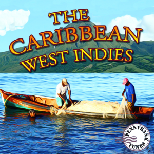 PNBT 1054 THE CARIBBEAN WEST INDIES
