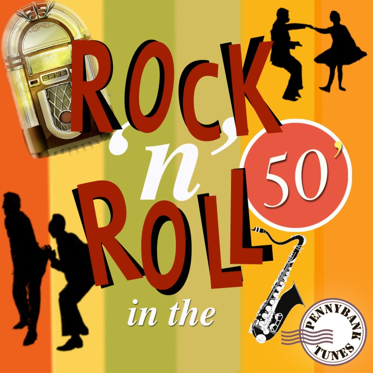 PNBT 1046 ROCK AND ROLL IN THE 50'S