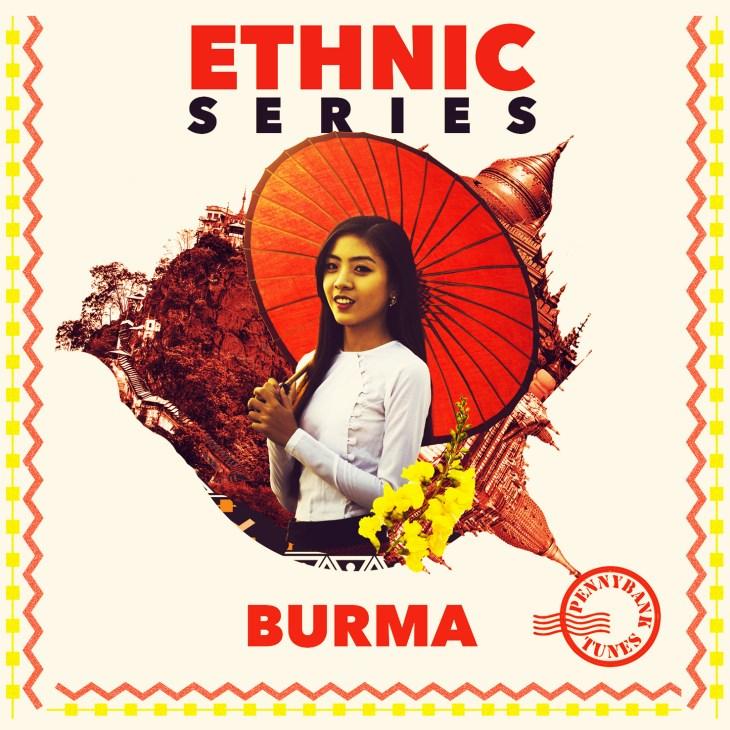 PNBT 1093 ETHNIC SERIES - BURMA