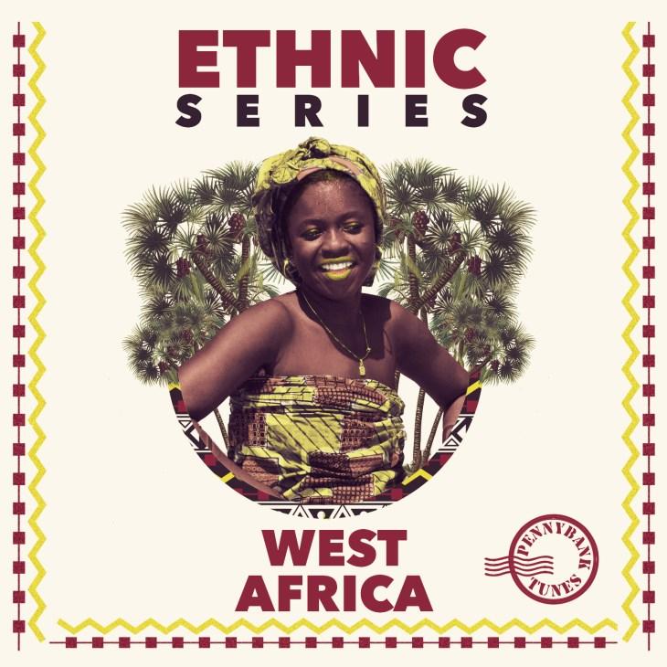 PNBT 1074 ETHNIC SERIES - WEST AFRICA