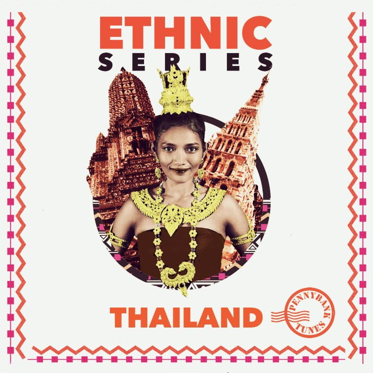 PNBT 1082 ETHNIC SERIES - THAILAND