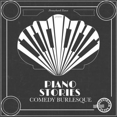 PNBT 1148 PIANO STORIES - COMEDY & BURLESQUE