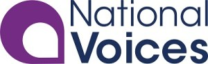 Colour logo - National Voices.small