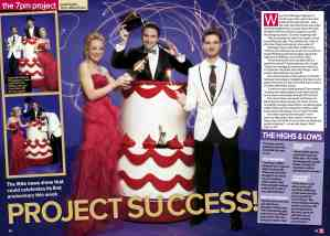 The 7PM Project TV Week feature