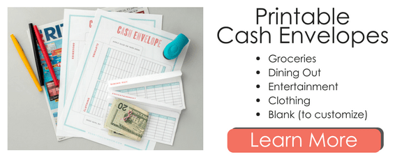 The Ultimate Cash Envelope System Guide To Use In 2019