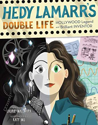 The cover of Hedy Lamarr's Double Life
