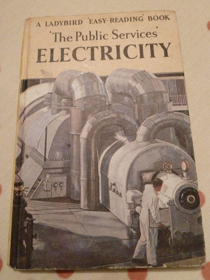 Ladybird Tuesday The Public Services Electricity