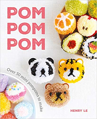 Cover of teh book Pom Pom Pom by Henry Le