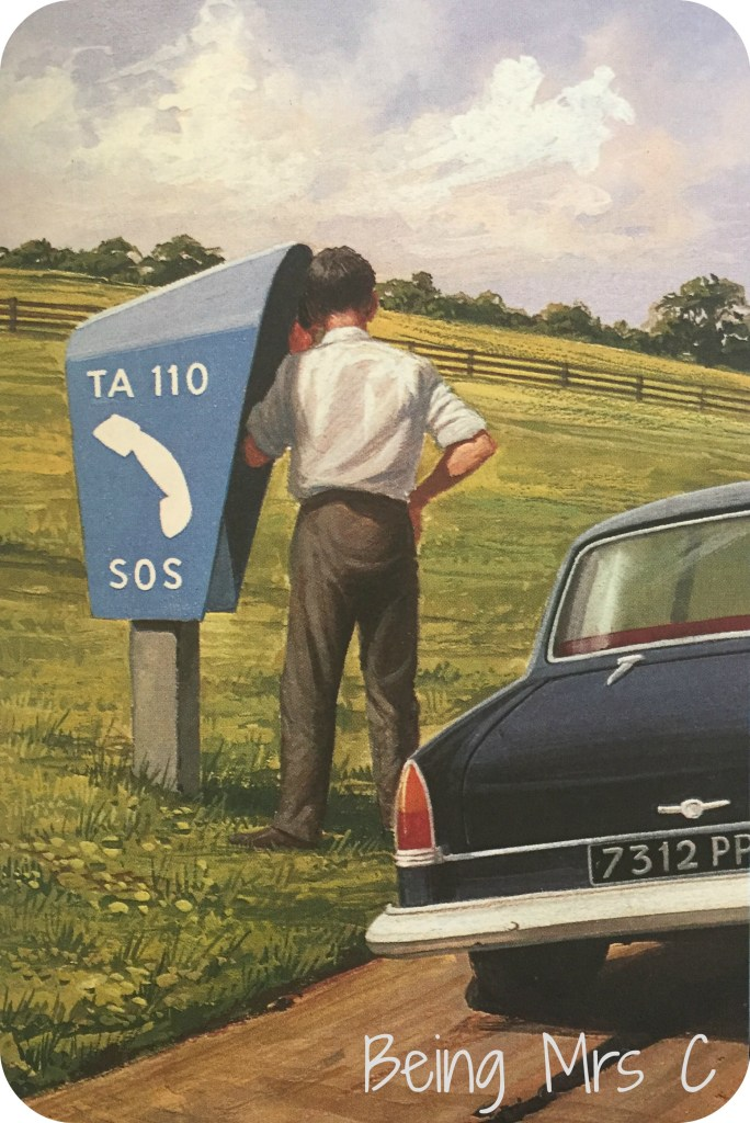 Ladybird Tuesday The Road Makers People at Work Ladybird Books Vintage