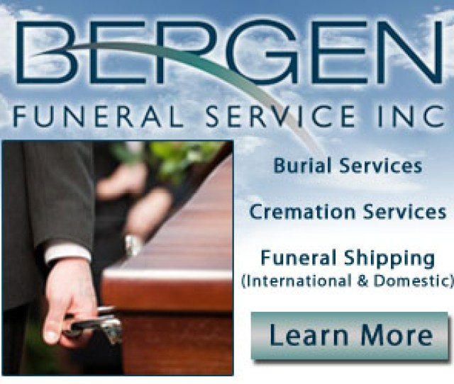 Funeral Home In North Nj