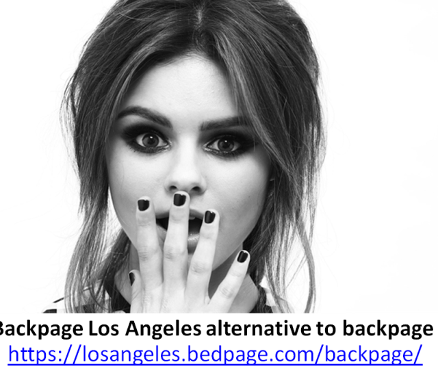 Backpage Los Angeles Alternative To Backpage