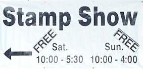 PENPEX Stamp Show