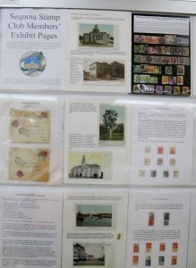 Sequoia Stamp Club Members' Pages