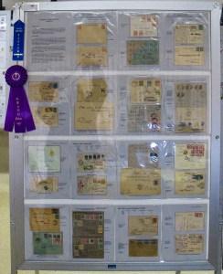 PENPEX Grand Award - Randy Tuuri Estonia – Postal Rates 1918-1