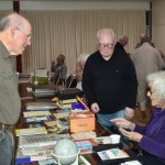 Sequoia Stamp Club Swap Meet