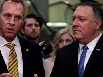 US Secretary of Defense, Patrick Shanahan breaks through tensions in Iran 5
