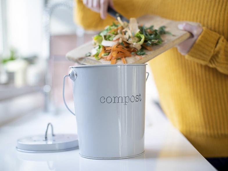 Como ter uma cozinha com desperdício zero - Pensamento Verde