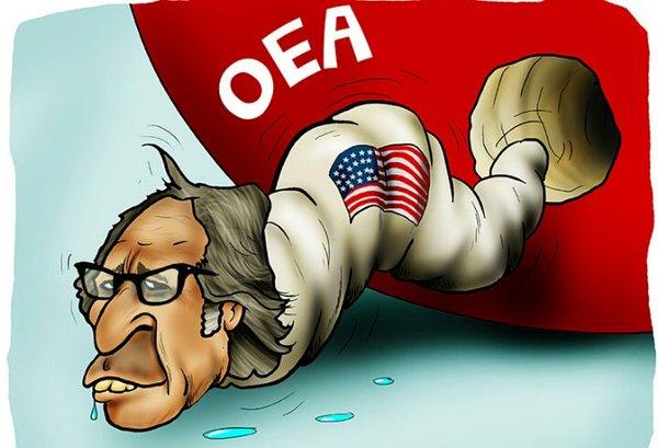 """Resultado de imagen para Almagro, ¿el """"Aladino"""" de la OEA?"""