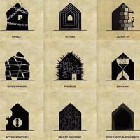 Todas as 16 Casas dos 'Transtornos Mentais' ilustradas e explicadas