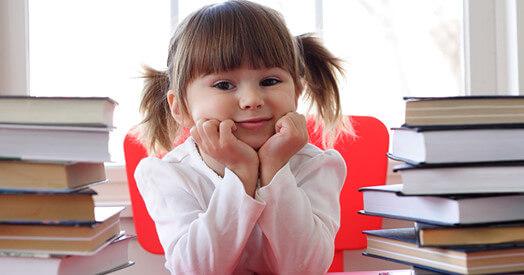 10 livros para crianças de até 5 anos