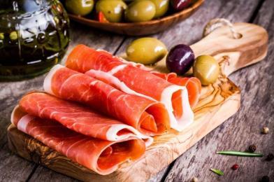 Crónica dominguera: Viva el jamón y el aceite de oliva