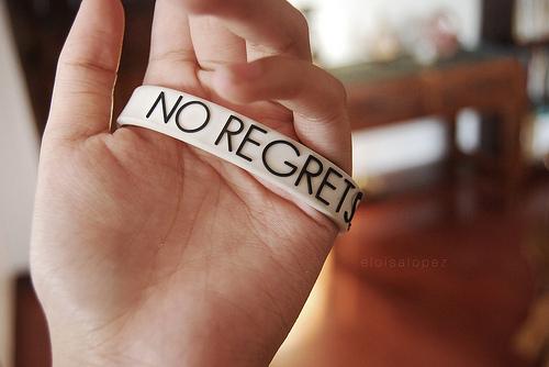 pensées et leçons pour vivre sa vie sans regrets