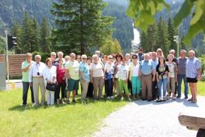 Ausflug Krimmler Wasserfälle