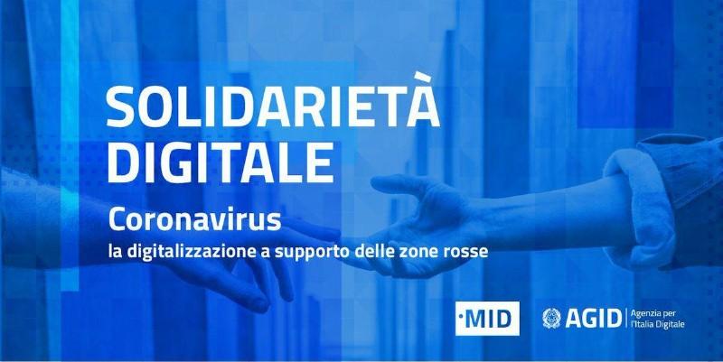 La solidarietà digitale ai tempi del Coronavirus: risorse gratuite