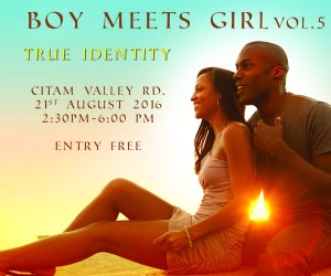 Boy Meets Girl~Vol.5~True Identity