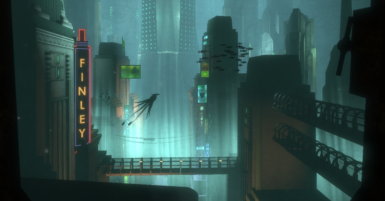 How I Would Have Ended BioShock A Post On Tom Francis Blog
