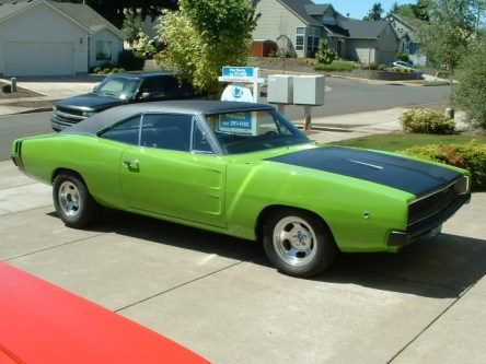Charger 35