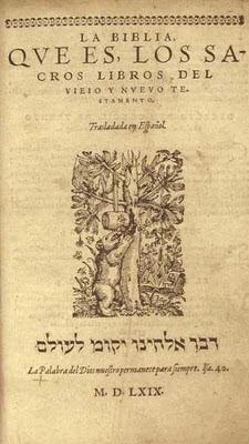 La Biblia del Oso, Traducción de Casiodoro de Reina, en Formato Digital