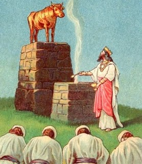 El pecado de la Tribu de Dan