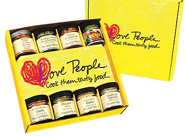 Penzey's Spices Gift Box - Gift Guide for the Home Chef
