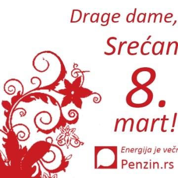 8. mart – Međunarodni dan žena
