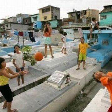 Manila: gde živi žive sa mrtvima