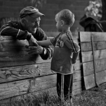 Dug život učinio je ljude čovečnim (2) – Unuci